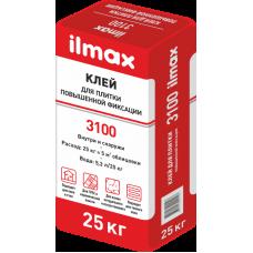 ilmax 3100 клей для плитки повышенной фиксации