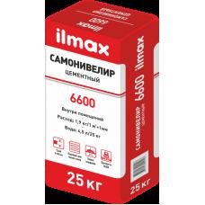 ilmax 6600 Самонивелир Цементный (5…50 мм)