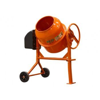 Бетоносмеситель ECO CM-127 (объём 125/85 л, 650 Вт, 230 В, вес 44 кг)