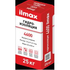 Гидроизоляция ilmax 4600 Гидроизоляция , 25кг