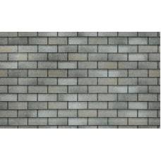 Фасадная плитка ТЕХНОНИКОЛЬ HAUBERK  ,Серо-бежевый кирпич (ДхШхВ): 1000×250×3 мм