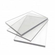 Поликарбонат монолитный 1 мм прозрачный (2050*1250)