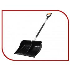 Лопата снеговая оранжевая
