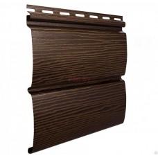 Сайдинг Timberblock Дуб, темно-коричневый, шт..