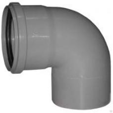 Переходник 50*50 для канализации внутренний, серый
