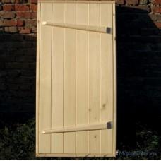 Дверь Банная ( сосна )