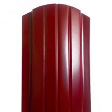 Штакетник глянцевый двусторонний трапеция (118 мм). Цена за м.п.