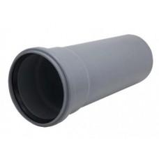 Труба для канализации (110 )3 м Серая
