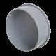 Заглушка для канализационной трубы 110 серая